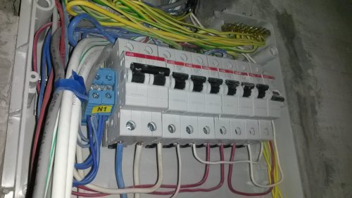 Электрик химки левый берег