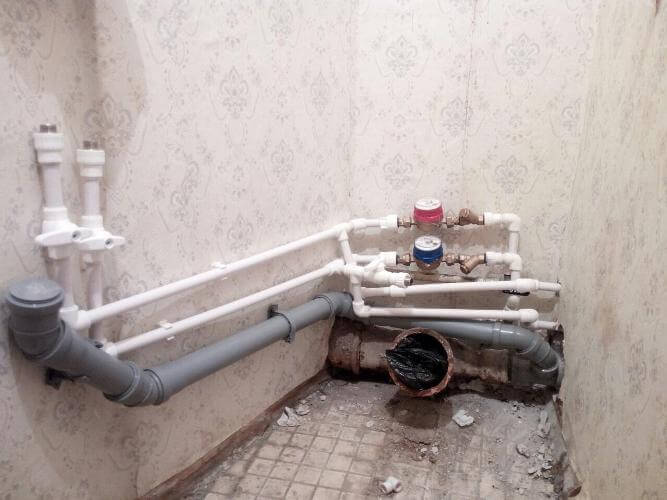 Комбинированное отопление частного дома дрова и электричество