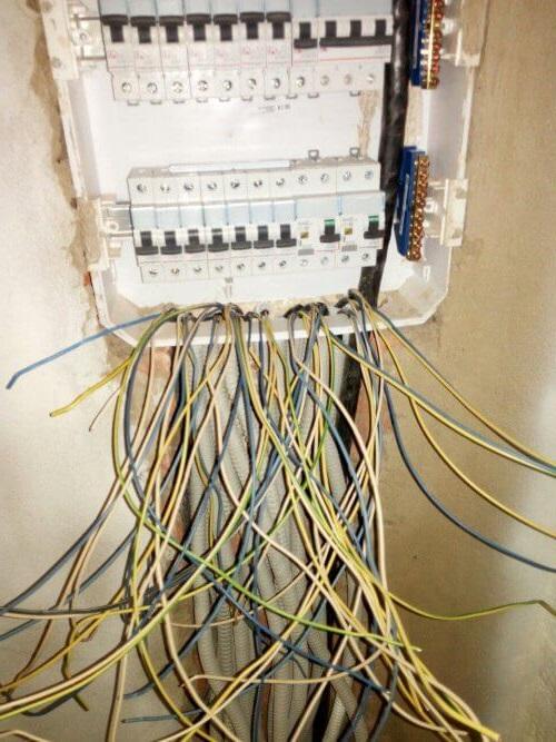 Сколько стоит электрика москва
